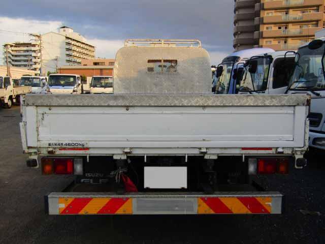 いすゞ エルフ 小型 平ボディ 床鉄板 SKG-NPR85YN|トラック 背面・荷台画像 トラック市掲載