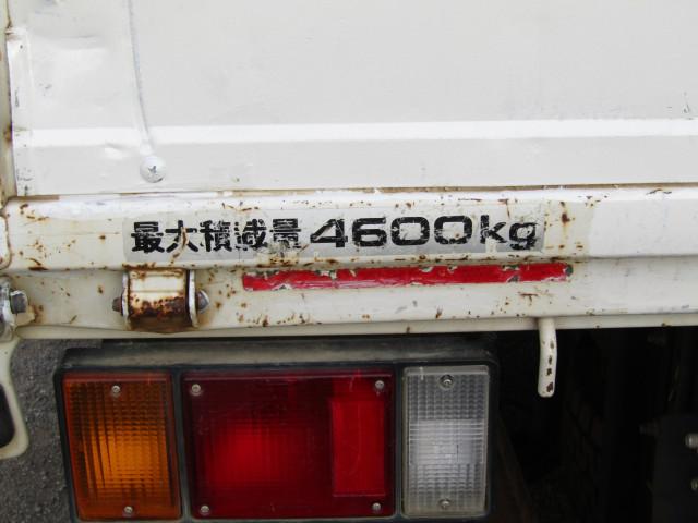 いすゞ エルフ 小型 平ボディ 床鉄板 SKG-NPR85YN|シャーシ トラック 画像 キントラ掲載