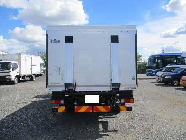 三菱 キャンター 小型 クレーン付 パワーゲート アルミブロック|リサイクル券  トラック 画像 トラック市掲載