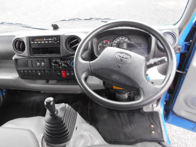 トヨタ トヨエース 小型 平ボディ Wキャブ TKG-XZU605 フロントガラス トラック 画像 トラック王国掲載