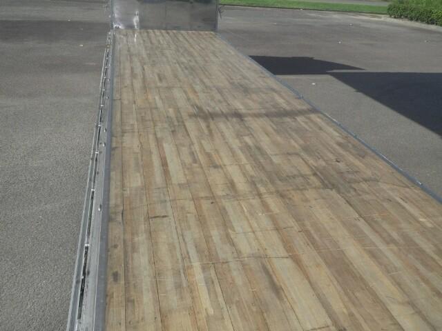 三菱 スーパーグレート 大型 ウイング ハイルーフ エアサス トラック 背面・荷台画像 トラック市掲載