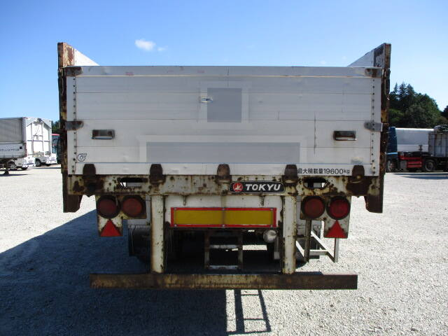 国内・その他 国産車その他 その他 トレーラ 2軸 TF26G8C2 トラック 背面・荷台画像 トラック市掲載