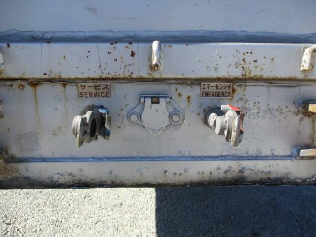 国内・その他 国産車その他 その他 トレーラ 2軸 TF26G8C2 荷台 床の状態 トラック 画像 トラックサミット掲載