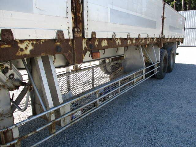 国内・その他 国産車その他 その他 トレーラ 2軸 TF26G8C2 運転席 トラック 画像 トラック王国掲載