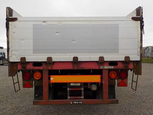 国内・その他 国産車その他 その他 トレーラ 2軸 TF1591|トラック 背面・荷台画像 トラック市掲載