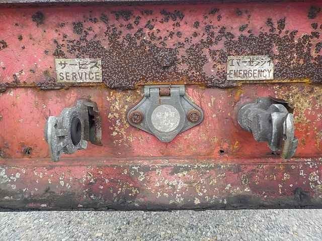 国内・その他 国産車その他 その他 トレーラ 2軸 TF1591|シフト  トラック 画像 ステアリンク掲載