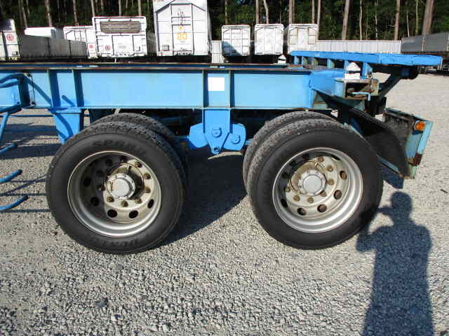 国内・その他 国産車その他 その他 トレーラ 2軸 HCD240|タイヤ トラック 画像 トラック市掲載