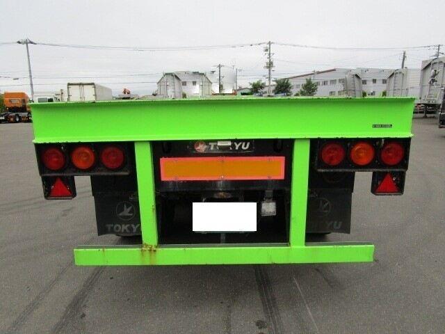 国内・その他 国産車その他 その他 トレーラ 3軸 2デフ トラック 背面・荷台画像 トラック市掲載