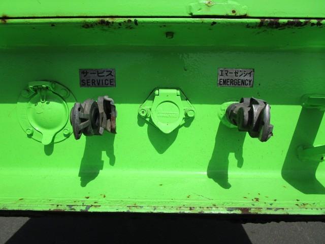 国内・その他 国産車その他 その他 トレーラ 3軸 2デフ 運転席 トラック 画像 トラック王国掲載