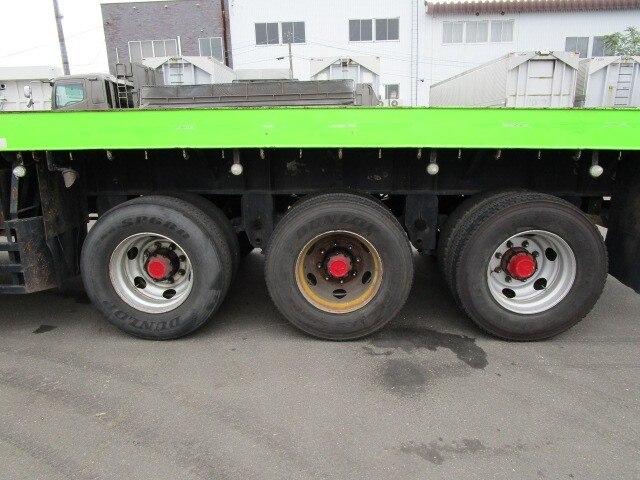 国内・その他 国産車その他 その他 トレーラ 3軸 2デフ 架装  トラック 画像 トラックバンク掲載