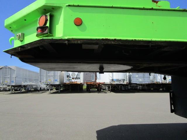 国内・その他 国産車その他 その他 トレーラ 3軸 2デフ 荷台 床の状態 トラック 画像 トラックサミット掲載