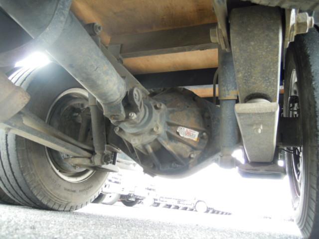 いすゞ エルフ 小型 平ボディ パワーゲート TRG-NJR85A|車検  トラック 画像 キントラ掲載