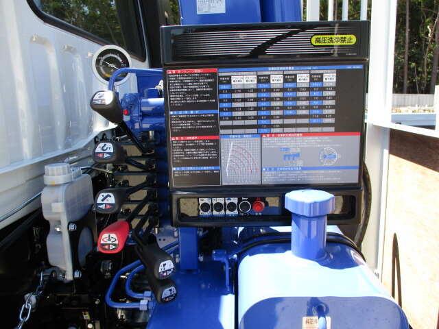 三菱 ファイター 中型 クレーン付 5段 ラジコン|型式 2KG-FK62F トラック 画像 栗山自動車掲載