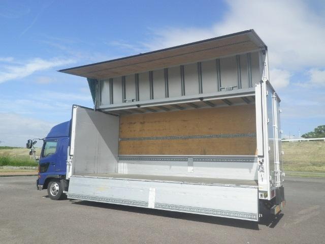 日野 レンジャー 中型 ウイング エアサス ベッド|走行距離 50.9万km トラック 画像 トラックランド掲載