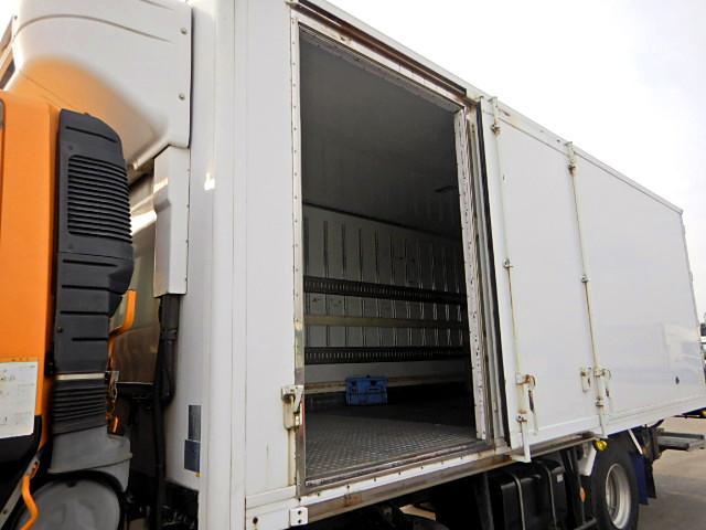 三菱 ファイター 中型 冷凍冷蔵 中温 パワーゲート|車検  トラック 画像 キントラ掲載