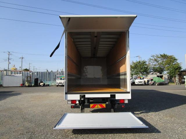 日野 レンジャー 中型 ウイング パワーゲート エアサス|架装 トランテックス トラック 画像 トラックバンク掲載