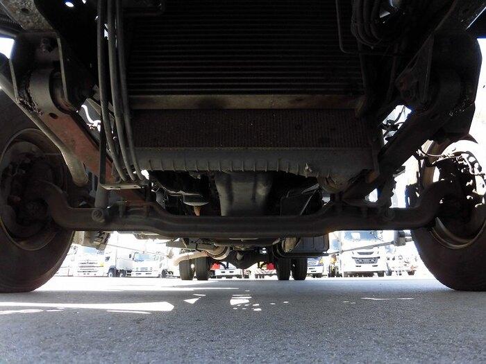 日野 レンジャー 中型 ウイング ベッド BDG-FD8JLWA|車検  トラック 画像 キントラ掲載