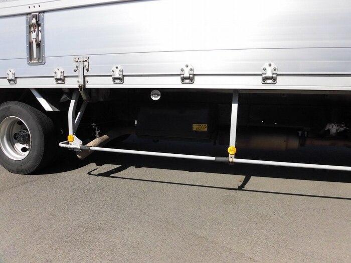 日野 レンジャー 中型 ウイング ベッド BDG-FD8JLWA|駆動方式 4x2 トラック 画像 リトラス掲載