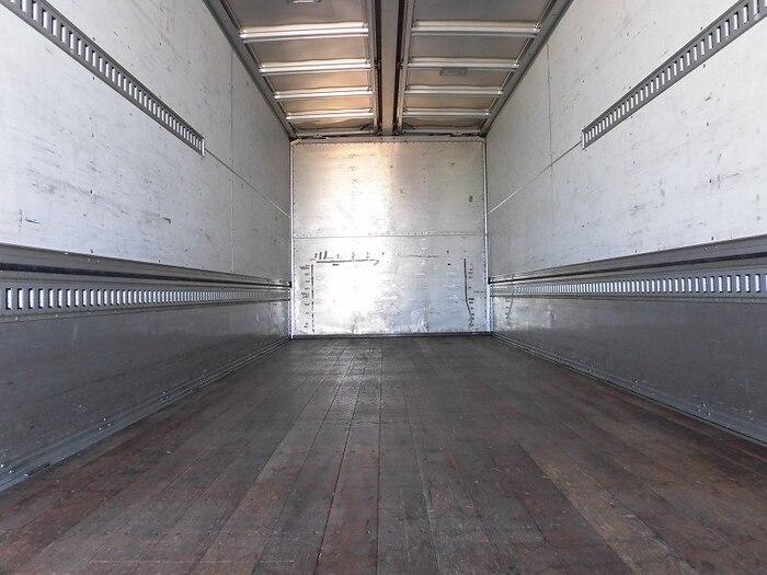 日野 レンジャー 中型 ウイング ベッド BDG-FD8JLWA|トラック 背面・荷台画像 トラック市掲載