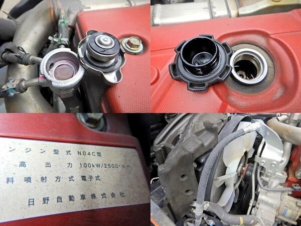 トヨタ ダイナ 小型 平ボディ パワーゲート TKG-XZC605|積載 2t トラック 画像 ステアリンク掲載