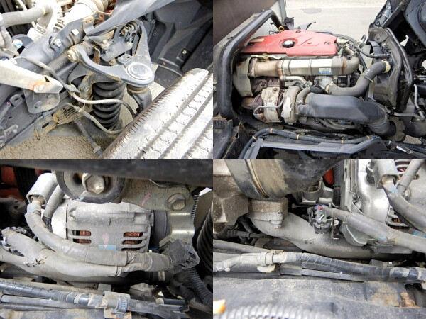 トヨタ ダイナ 小型 平ボディ パワーゲート TKG-XZC605|エンジン トラック 画像 トラスキー掲載