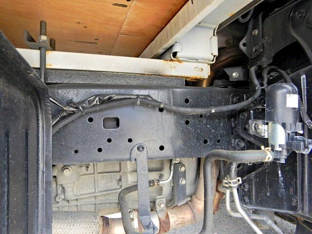 トヨタ ダイナ 小型 平ボディ パワーゲート TKG-XZC605|シャーシ トラック 画像 キントラ掲載