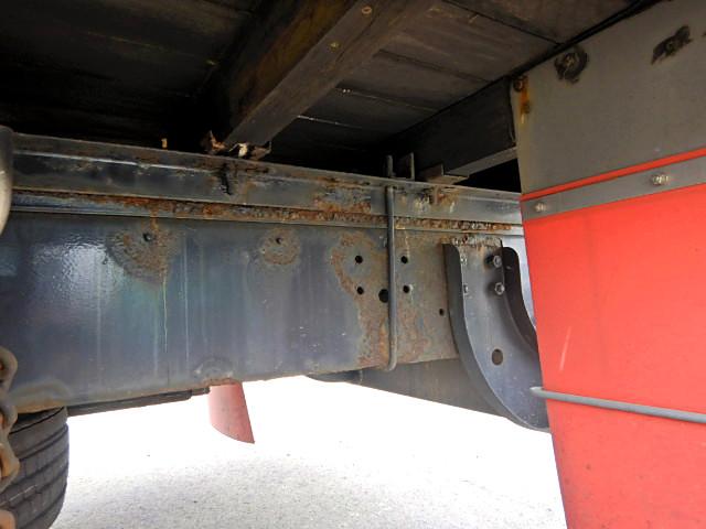 日野 レンジャー 中型 クレーン付 4段 フックイン|シャーシ トラック 画像 キントラ掲載