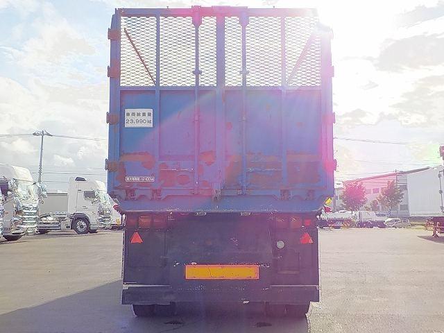 国内・その他 国産車その他 その他 トレーラ 2軸 TF24F4C2 トラック 背面・荷台画像 トラック市掲載