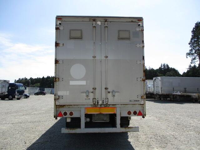 国内・その他 国産車その他 その他 トレーラ 2軸 エアサス|トラック 背面・荷台画像 トラック市掲載