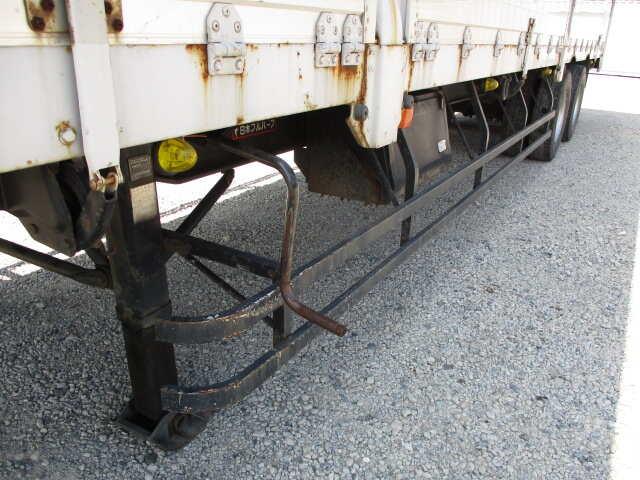 国内・その他 国産車その他 その他 トレーラ 2軸 エアサス|タイヤ トラック 画像 トラック市掲載