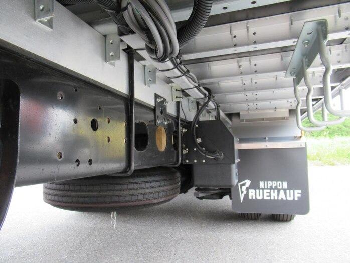 三菱 ファイター 中型 ウイング エアサス ベッド|車検 R4.4 トラック 画像 キントラ掲載