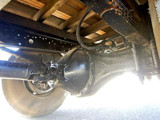 三菱 ファイター 中型 クレーン付 4段 フックイン|馬力 180ps トラック 画像 トラックバンク掲載