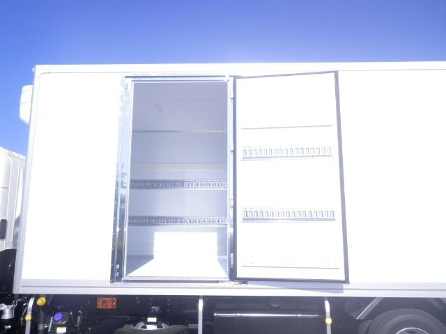 日野 レンジャー 中型 冷凍冷蔵 低温 パワーゲート|型式 2KG-FD2ABA トラック 画像 栗山自動車掲載