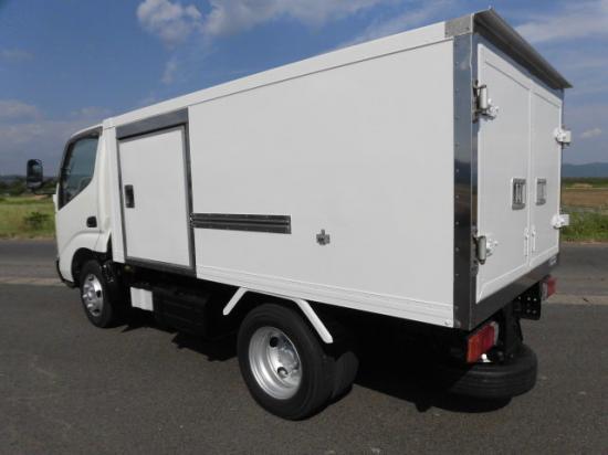 日野 デュトロ 小型 冷凍冷蔵 低温 スタンバイ|車検  トラック 画像 キントラ掲載