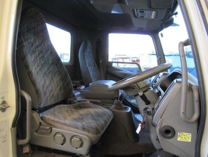三菱 ファイター 中型 クレーン付 5段 ラジコン|架装 タダノ トラック 画像 トラックバンク掲載
