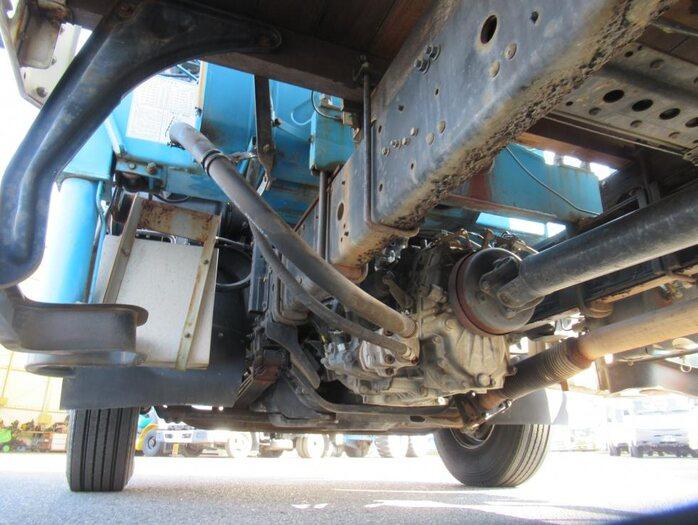 三菱 ファイター 中型 クレーン付 5段 ラジコン|馬力 210ps トラック 画像 トラックバンク掲載