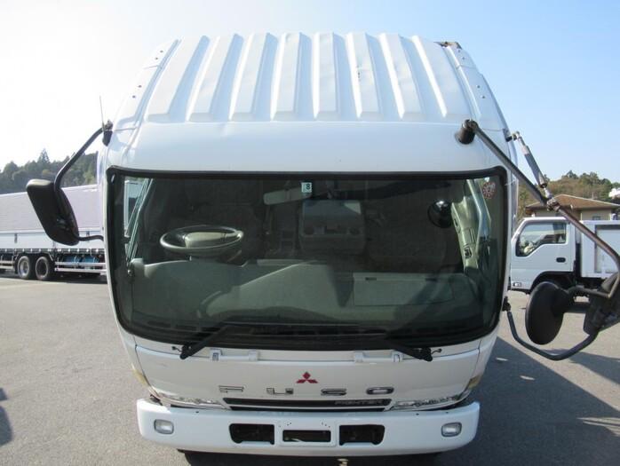 三菱 ファイター 中型 クレーン付 5段 ラジコン|走行距離 11.6万km トラック 画像 トラックランド掲載