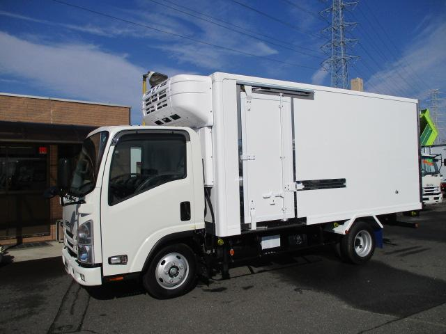 中古 冷凍冷蔵小型(2トン・3トン) いすゞエルフ トラック H29 TPG-NMR85AN