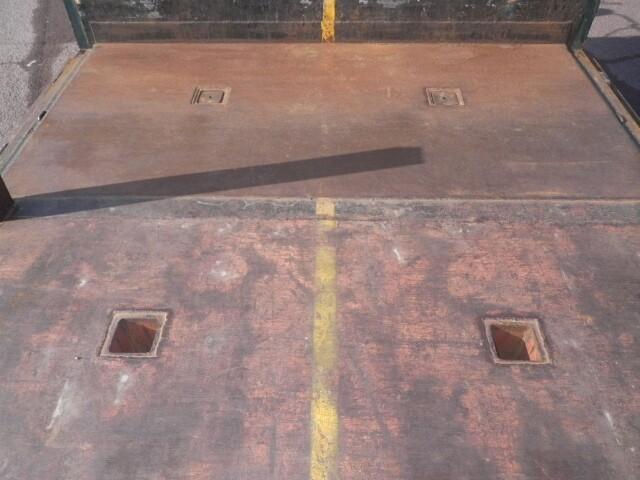 日産UD クオン 大型 平ボディ 床鉄板 エアサス|フロントガラス トラック 画像 トラック王国掲載