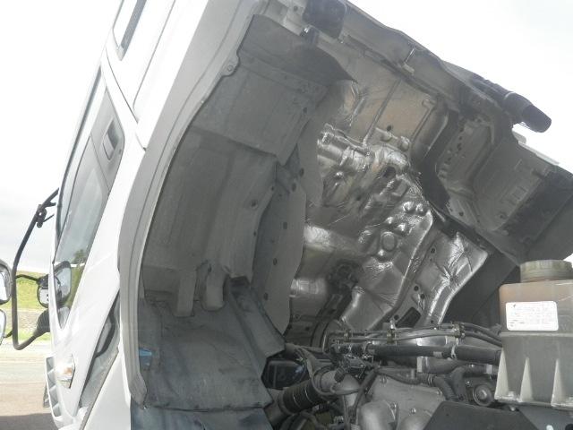 いすゞ ギガ 大型 冷凍冷蔵 冷凍ウイング 低温|積載 13.1t トラック 画像 ステアリンク掲載