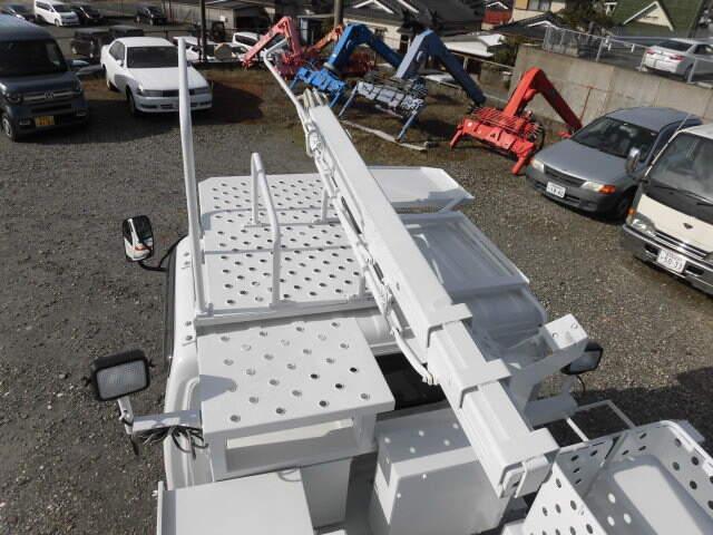 トヨタ ダイナ 小型 高所・建柱車 高所作業車 電工仕様|画像7