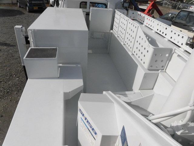 トヨタ ダイナ 小型 高所・建柱車 高所作業車 電工仕様|画像9