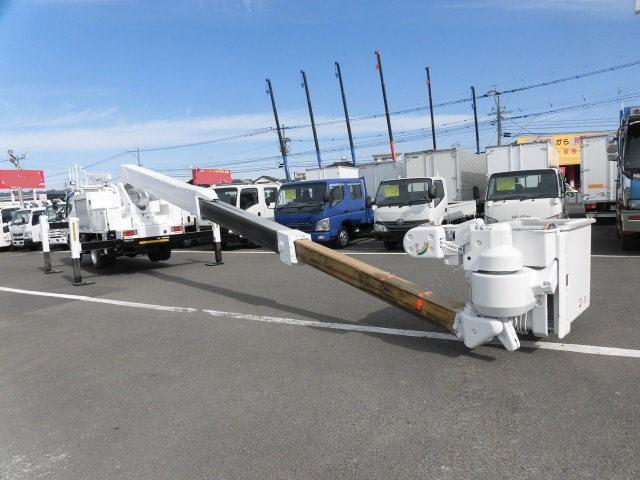 トヨタ ダイナ 小型 高所・建柱車 高所作業車 電工仕様|画像6