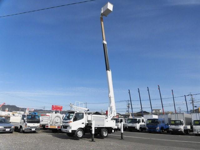 トヨタ ダイナ 小型 高所・建柱車 高所作業車 電工仕様|画像5