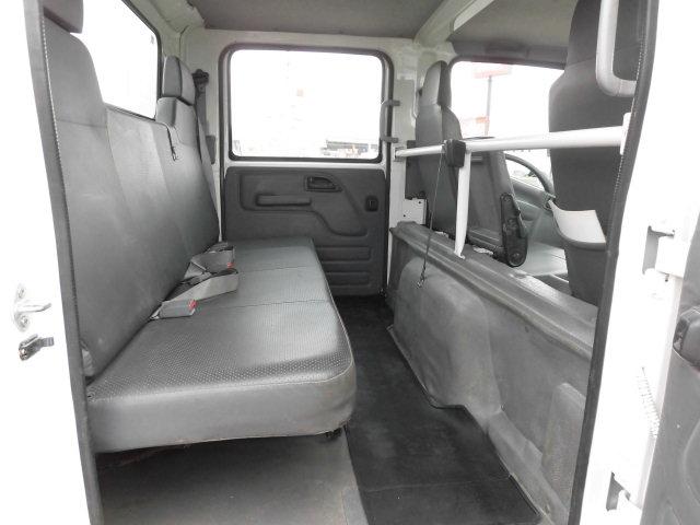 いすゞ エルフ 小型 平ボディ Wキャブ パワーゲート|画像12