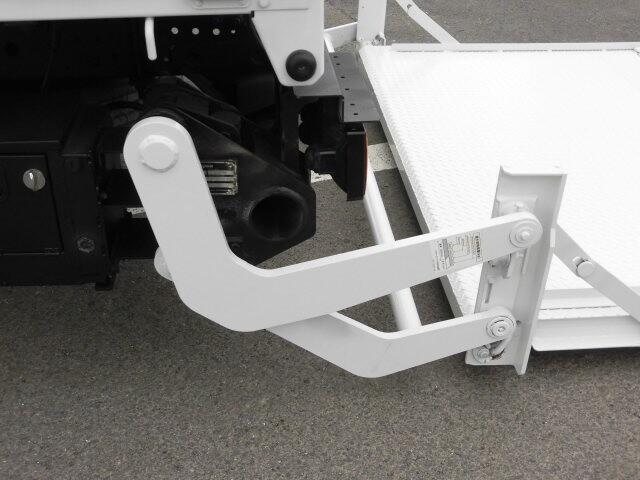 いすゞ エルフ 小型 平ボディ Wキャブ パワーゲート|画像10