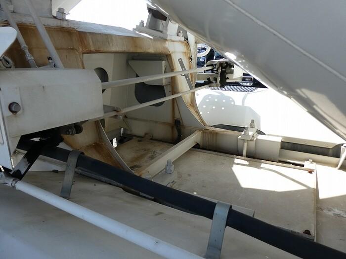 日野 プロフィア 大型 ミキサー・ポンプ ベッド QPG-FS1AKDA|画像13
