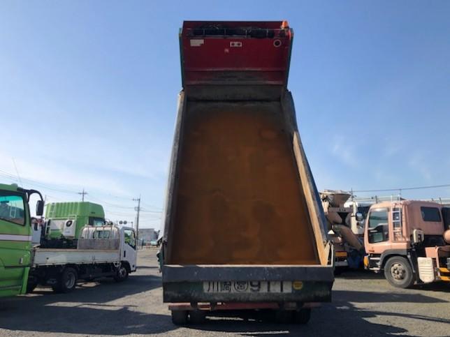 三菱 スーパーグレート 大型 ダンプ コボレーン ベッド 画像3