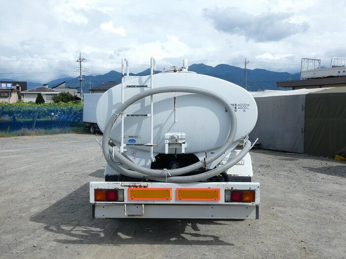 三菱 キャンター 小型 タンク車 散水車 PDG-FE83DY|画像3