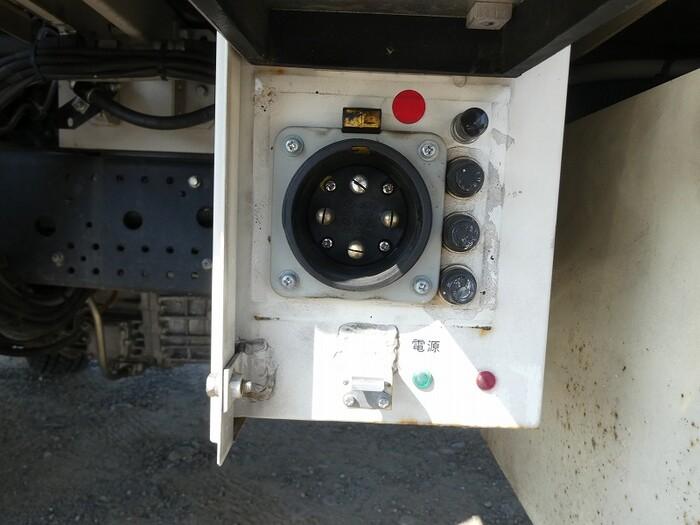 いすゞ フォワード 中型 冷凍冷蔵 冷凍ウイング 低温|画像16